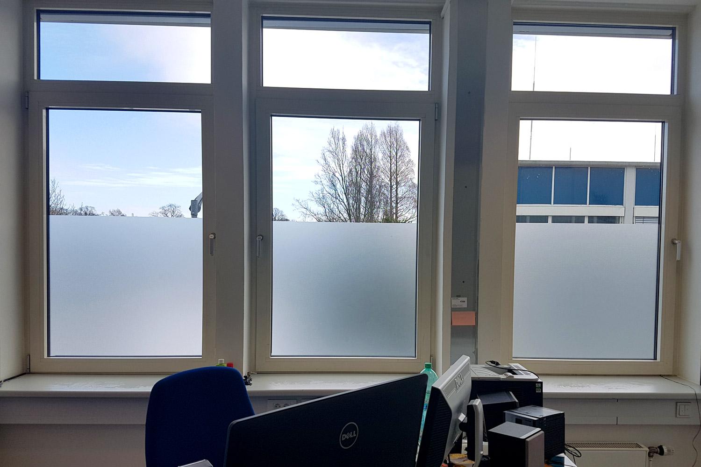 Sichtschutz milchglasfolie Milchglasfenster